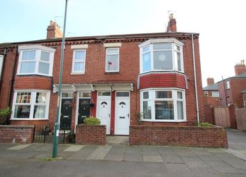 Thumbnail 2 bed flat for sale in Brownlow Road, South Shields, Tyne And Wear