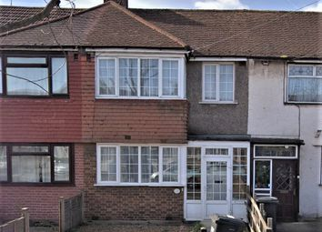 Thumbnail 3 bed terraced house for sale in Rochford Way, Croydon