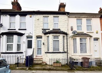Thumbnail 3 bedroom terraced house for sale in St. Marys Road, Gillingham, Kent