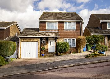 Thumbnail 4 bed detached house for sale in Dovedale Close, Heath Park, Sandhurst