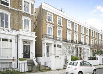 Thumbnail 2 bed maisonette to rent in Leamington Road Villas, London