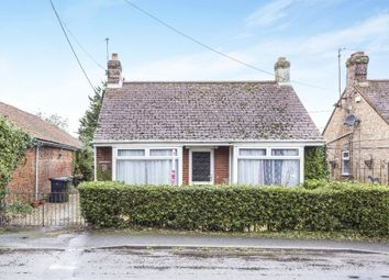 Thumbnail 2 bedroom detached bungalow for sale in Stow Road, Wiggenhall St. Mary Magdalen, King's Lynn