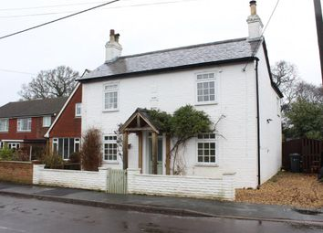 Thumbnail 4 bed detached house for sale in Firacre Road, Ash Vale