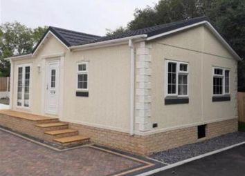 Thumbnail 2 bedroom mobile/park home for sale in Star Meadow Park, Oak Street, Fakenham