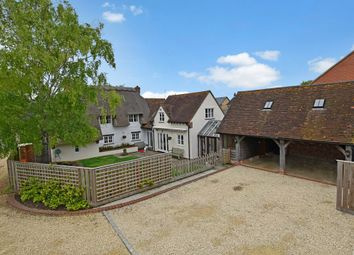 Thumbnail 4 bed cottage for sale in Hinton Waldrist, Faringdon