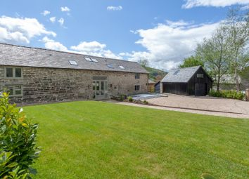Thumbnail 4 bed semi-detached house for sale in Clunton, Craven Arms, Shropshire