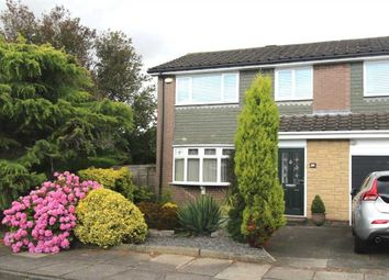 Thumbnail 4 bed detached house for sale in Gainsborough Place, Southfield Green, Cramlington