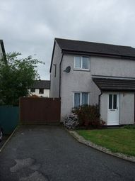 Thumbnail 2 bed semi-detached house to rent in 51 Hawthorn Way, Threemilestone, Truro