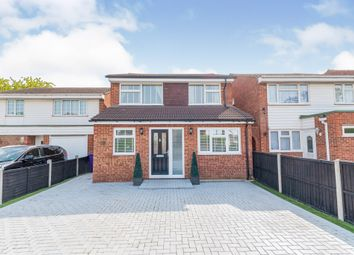Thumbnail 5 bed detached house for sale in Housman Avenue, Royston