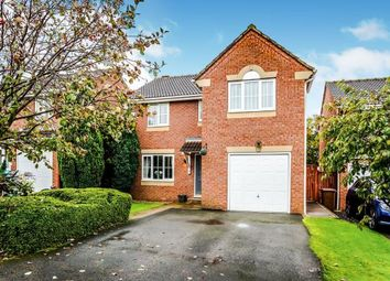 Thumbnail 4 bed detached house for sale in Newton Gardens, Newton Hill, Wakefield, West Yorkshire