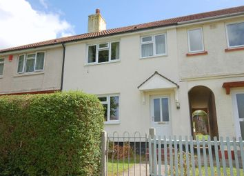 Thumbnail 3 bedroom terraced house for sale in Foliot Road, Plymouth
