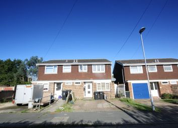 Thumbnail 3 bed semi-detached house for sale in Wildfell Close, Christchurch