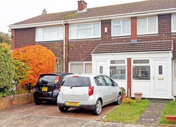 Thumbnail 3 bedroom terraced house for sale in St. Illtyds Close, Dinas Powys