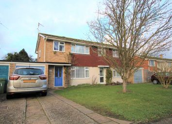 Thumbnail 3 bed semi-detached house for sale in Orchard Way, Marcham, Abingdon
