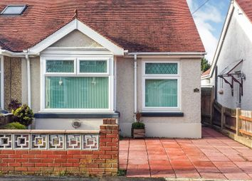 2 bed semi-detached bungalow for sale in Eastcroft Road, Gosport PO12