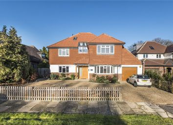 Thumbnail 5 bed detached house for sale in Wentworth Close, Long Ditton, Surbiton, Surrey