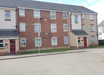 Thumbnail 2 bed flat to rent in Overton Drive, Romford