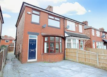 Thumbnail 3 bedroom semi-detached house for sale in Kew Road, Failsworth, Manchester