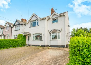 Thumbnail 3 bed semi-detached house for sale in Downton Rise, Rumney, Cardiff