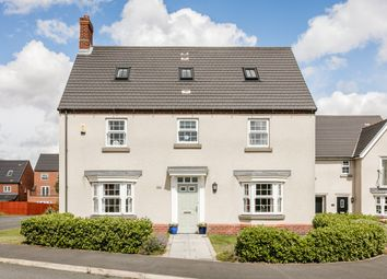 Thumbnail 5 bed detached house for sale in Michigan Place, Warrington, Warrington