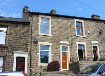 Thumbnail 2 bed terraced house for sale in Clegg Street, Haslingden, Rossendale