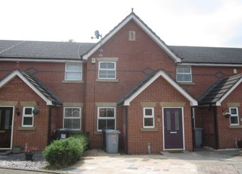 Thumbnail 2 bed terraced house for sale in Rockwood Close, Crewe