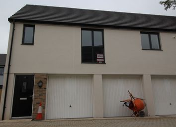 Thumbnail 2 bed semi-detached house to rent in Compressor Way, Camborne
