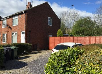 Thumbnail 2 bed semi-detached house to rent in Winchester Avenue, York