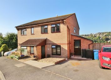 Thumbnail 3 bed semi-detached house for sale in Henrys Way, Lyme Regis