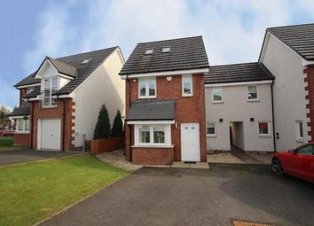 Thumbnail 3 bed end terrace house for sale in Milldam Road, Caldercruix, Airdrie, North Lanarkshire