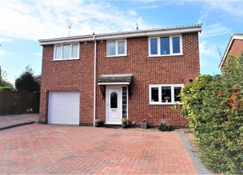 Thumbnail 4 bedroom detached house for sale in Monteith Place, Castle Donington