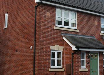 Thumbnail 2 bedroom semi-detached house to rent in Swan Meadow, Warwick
