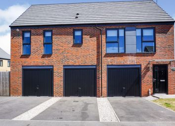 Thumbnail 2 bed flat for sale in Orion Way, Doncaster