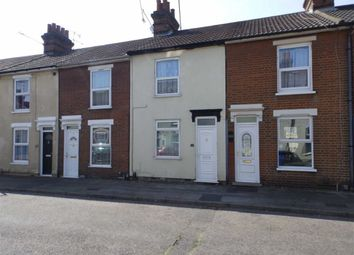 Thumbnail 2 bedroom terraced house for sale in Bradley Street, Ipswich, Suffolk
