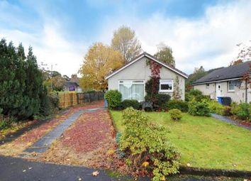 Thumbnail 3 bed bungalow for sale in Murdiston Avenue, Callander, Stirlingshire
