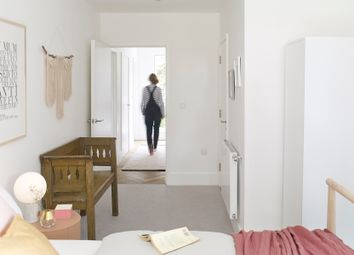 Thumbnail 2 bedroom flat for sale in Church Road, London