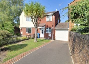 2 bed semi-detached house for sale in Overcombe Close, Canford Heath, Poole BH17