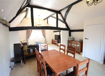 Thumbnail 2 bed flat for sale in High Street, Burnham, Slough