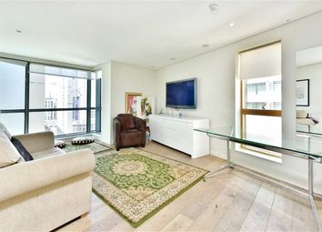 Thumbnail 3 bed flat for sale in Waterline House, 4 Merchant Square, London