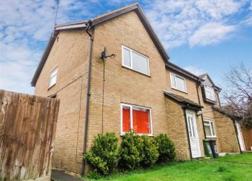 Thumbnail 2 bed end terrace house for sale in Beaumaris Road, Sawtry, Huntingdon