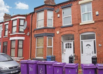 Thumbnail 5 bedroom terraced house for sale in Langdale Road, Liverpool, Merseyside