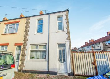 Thumbnail 2 bed end terrace house for sale in Henson Street, Newport