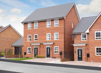 "Thumbnail 4 bed semi-detached house for sale in ""Fawley"" at Blackpool Road, Kirkham, Preston"