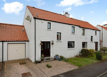 Thumbnail 3 bed semi-detached house for sale in 4 Marketgate, Ormiston