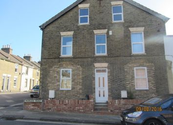 Thumbnail 3 bed terraced house to rent in Montfort Road, Rochester, Kent