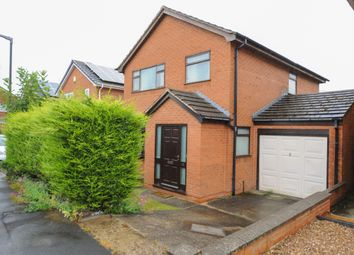 3 bed detached house for sale in Barn Close, Upper Newbold, Chesterfield S41