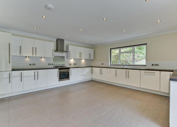 Thumbnail 4 bed detached house to rent in Twinoaks, Cobham
