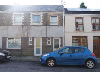 Thumbnail 2 bed terraced house to rent in Caerau Road, Maesteg, Mid Glamorgan