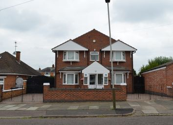 Thumbnail 6 bed detached house for sale in Coplow Avenue, Evington, Leicester