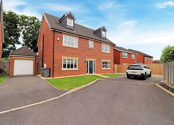 Thumbnail 6 bed detached house for sale in Holmewood Close, Hartlepool